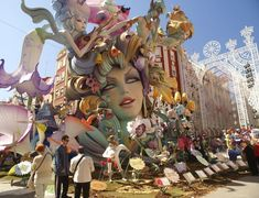 Tien niet te missen festivals in Spanje