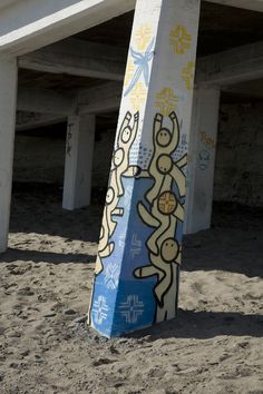 GRAFFITI IN KILLINEY [Photograph Supplied By William Murphy]