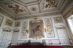 visit Wentworth Woodhouse tour Whistlejacket room