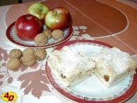 výborné jablkové řezy