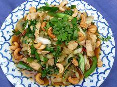 Thaise wok met Paksoi