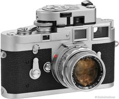 LEICA M3 with LEICAMETER MR-4