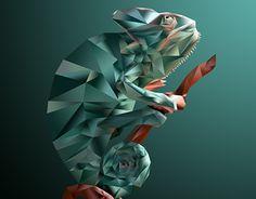 Roger the Chameleon