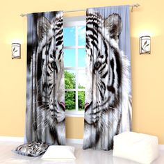 Tiger Print Curtains – All Curtains