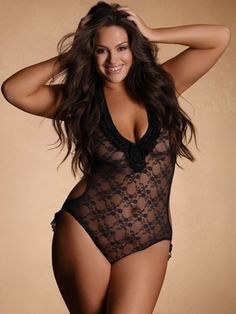 {Sale} UP to 60% off of Plus Size Lingerie via Hips and Curves Semi-Annual Sale