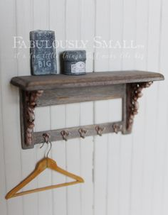 a coat rack &some - Fabulously Small