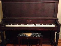 Piano- like rich color