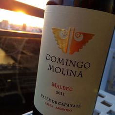 Hermanos de Domingo Molina Judith Cothran about 1 hour ago Just in time for a Buenos Aires sunset... Más Malbec por favor!By @Judith4AU on Twitter