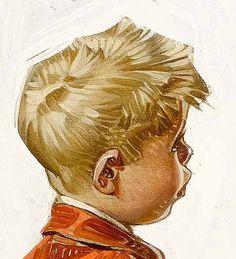 J.C. Leyendecker Norman Rockwell, American Illustration, Illustration Art, Painting Inspiration, Art Inspo, Jc Leyendecker, Art Anime, Guache, Animation