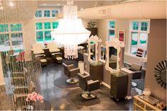 Aqua Hair Studio...Very Talented stylists, Great ambiance, Awesome Salon!!!