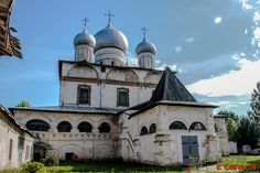 Veliky Novgorod - Catedral Znamensky