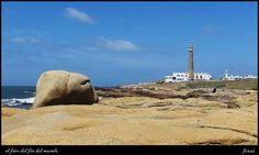 """500px / Photo """" The lighthouse at the end of the world"""" by Javier Caula"""