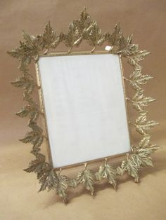 Picture Frame; Vintage Picture Frame, Diploma Frame, Vintage Diploma, Vintage…
