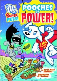 Great Beginning Chapter Book Series - DC SuperPets