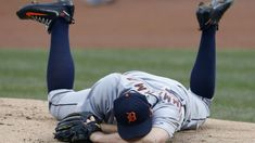 Detroit Tigers pitcher hit in jaw says previous surgery helped minimize damage Sports