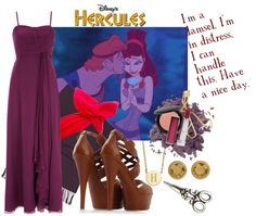 """""""Disney: Hercules' Meg Inspired"""". Love it !! I'm totally a Meg!"""