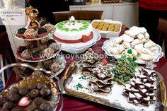 ΤΟ ΔΙΚΟ ΜΑΣ ΧΡΙΣΤΟΥΓΕΝΝΙΑΤΙΚΟ ΕΛΛΗΝΙΚΟ ΜΕΝΟΥ Gingerbread, Cake, Desserts, Christmas, Food, Tailgate Desserts, Xmas, Deserts, Ginger Beard
