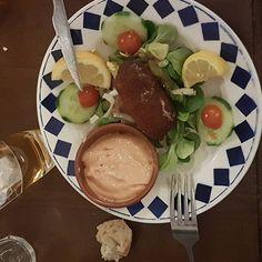 Déjeuner aux saveurs d'enfance au #soyeu  #lille #ruedegand  #madeleinedeproust #yummi