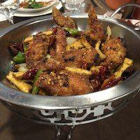 Asas de frango frito - Foto de ChuanYue Restaurants, Meat, Chicken, Food, Deep Fry Chicken Wings, Dry Rub Chicken Wings, Fried Chicken, Essen, Restaurant