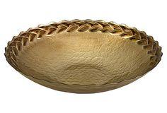 Tirrel Glass Bowl on OneKingsLane.com