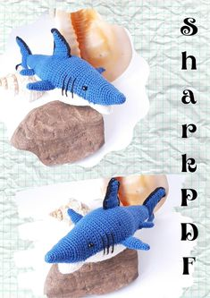 This Pdf crochet shark is a very detailed and simple amigurumi template. Crochet shark PDF will be the best gift for mom, grandma. Small beautiful and cunning, loves to hunt. Ani will bind it for you. Translation of the template in English . Difficulty level-beginner. This tutorial does not contain crochet lessons. The step-by-step process is illustrated 38 with photos on 13 pages. # crochetshark# whiteshark# oceantoy# sharktoy# SharkpatternPDF# PDFfileshark