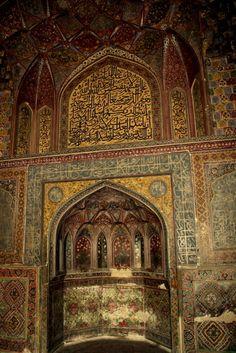 Wazir Khan Mosque, Lahore.