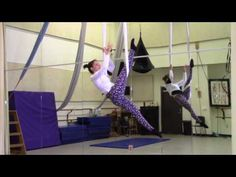 This video is about Sleeping Beauty Sequence on Hammock Aerial Hammock, Aerial Dance, Aerial Hoop, Aerial Arts, Aerial Silks, Daily Yoga, Gothic Beauty, Sport, Yoga Fitness