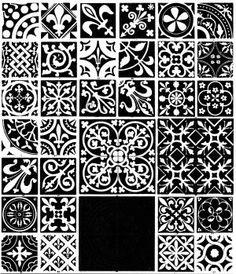 Image from http://www.fontcraft.com/scriptorium/ornament/medieval5-pp.JPG.