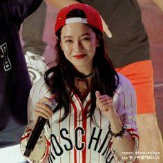 Her eyes...her smile... RMFM Beijing Showcase