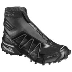 sale retailer 72681 3f844 S-LAB SNOWCROSS BLACK LTD Gentleman Shoes, Gq Style, Black Edition, Sneakers