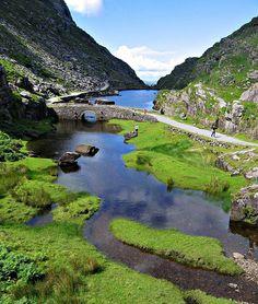 Black Lough, Northern Ireland