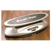 Bodi-Tek Body Toning Surfboard This black  silver colour Boditek toning surf board targets 3 muscle groups - back/buttocks, abdominals and inner thighs. It gives a gentle, low-impact exercise and ha (Barcode EAN = 5019487082596). http://www.comparestoreprices.co.uk/keep-fit/bodi-tek-body-toning-surfboard.asp