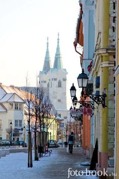 Vác, Hungary #street #Hungary #Europe: Travel Around The World, Around The Worlds, Art Nouveau, Heart Of Europe, New Journey, Central Europe, Budapest Hungary, Eastern Europe, Architecture Art