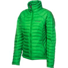 Columbia Women's Lay 'D' Down Jacket  - Outfitters, Grouse Mountain, Vancouver - Pin It To Win It Contest