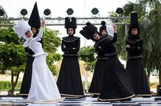 Gallery - Chess People - Dance Show | Slovakia (3)
