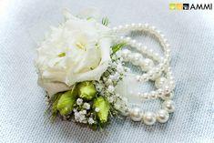 Svatba: Květinový náramek