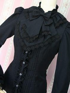 Victorian maiden Blouse