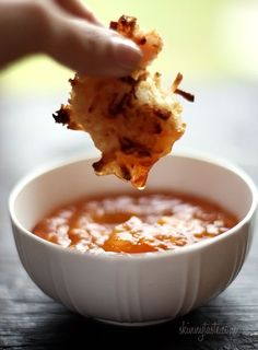 These Baked Coconut Shrimp make a great Holiday appetizer!