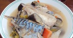 Paksiw - Asian Cuisine, Filipino Favorite Food, Filipino Food, Filipino Recipe or Sour Soup that you need to try.