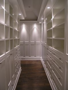 gorgeous closet