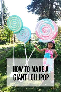 Are you planning to host a candy land theme party? Check this tutorial on how to make a giant lollipop out of pool noodles but upgraded into a truly eye-candy prop. Candy Theme Birthday Party, Candy Land Theme, Lollipop Party, Candy Party, Diy Birthday, Lollipop Birthday, Turtle Birthday, Turtle Party, Carnival Birthday