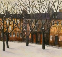 Stephanie Dees, Afternoon Late December