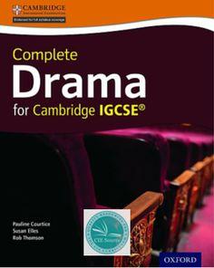 9780198366744, Complete Drama for Cambridge IGCSE® - CIE SOURCE