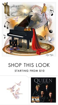 """""""Queen"""" by lamipaz ❤ liked on Polyvore featuring Ciel, women's clothing, women, female, woman, misses, juniors, queen and musicplaylist"""