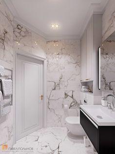 Idea for walls and floor of bathroom. Home Room Design, Interior Design Living Room, House Design, Bathroom Design Luxury, Modern Bathroom Design, Dream Bathrooms, Small Bathroom, Shower Remodel, Bathroom Styling