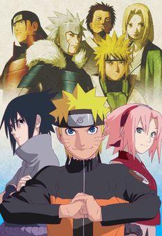 Crunchyroll - Naruto Shippuden Full episodes streaming online for free Kakashi Hatake, Anime Naruto, Hinata, Naruto Shippuden Todos, Naruto Art, Naruhina, Death Parade, Kuroko No Basket, Sakura Haruno
