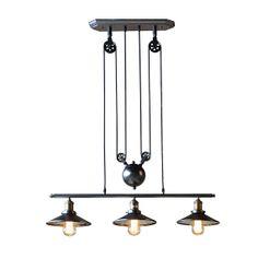 lampy do kuchni loftowe
