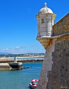 The guardian - Lagos, Algarve, Portugal