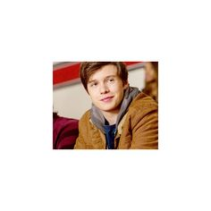 Nick Robinson ❤ liked on Polyvore featuring nick robinson