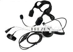 वाकी टॉकी मिलिटरी बोन कंडक्शन टैक्टीकल हेडसेट बूम माइक केनवुड पोर्टेबल रेडियो बाओफेंग यूवी -5 आर बीएफ -888 एस यूवी -82 जीटी -3